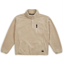 BRIXTON HIGGINS PULLOVER OATMEAL