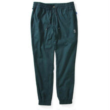 LAFAYETTE  COTTON STRETCH JOGGER PANT  D,GREEN