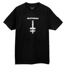 DEATHWISH IN GOD WE TRUST TEE    BLACK