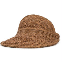 BRIXTON ALEXA VISOR  BROWN