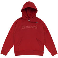 WASTED PARIS HOODIE LONDON 450 GSM  RED