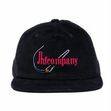 JHF FLOVER COUNTRY SNAPBACK  BLACK