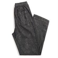 BRIXTON  STEADY  ELASTIC WB PANT-BLACK ACID WASH