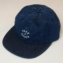 BORNxRAISED DILF HATS  BLUE