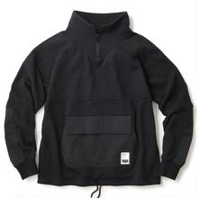 INTERBREED SUPERLATIVE HALF ZIP SWEAT