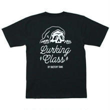 LURKING CLASS LCST TEE-BLACK