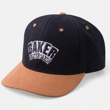BAKER SKATEBOARDS ARCH 6 PANEL BLACK/BROWN