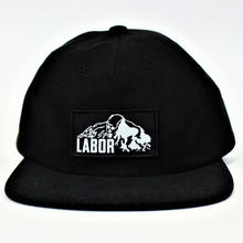 LABOR SKULL MOUNTAIN CAP BLACK
