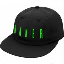 BAKER SKATEBOARDS COSOS 6 PANEL   BLACK