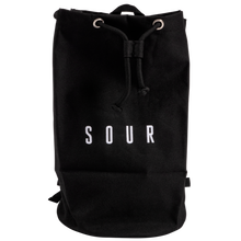 SOUR SOLUTION PAT DUFFLE BAG 2.0  BLACK