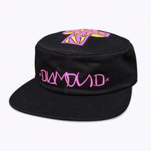 DIAMOND SUPPLY CO X DODTOWN PAINTERS CAP