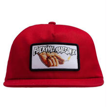 FUCKING AWESOME PYRO HAT RED