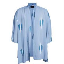 BRIXTON EVANGELINE KIMONO-BLUE STONE