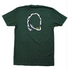 DIAL TONE CHASING TAIL TEE F,GREEN