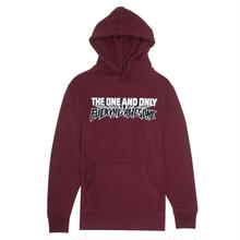FUCKING AWESOME ONE&ONLY HOODIE RED