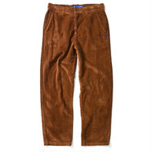 LAFAYETTE CORDUROY WIDE PANTS BROWN