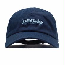 BROTHER HOOD ICONIC DAD CAP    NAVY