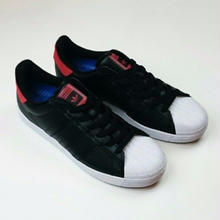 ADIDAS SKATEBOARDING SUPER STAR VULC ADV    BLACK/SCARET/WHITE