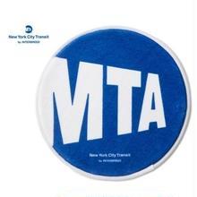MTA X INTERBREED LOGO FLOOR MAT