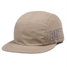 BUTTER GOODS  SIDE 5 PANEL CAMP CAP    KHAKI