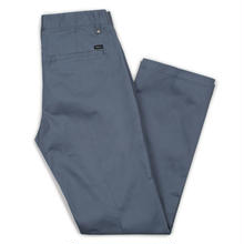 BRIXTON FLEET LW RIGID CHINO PANT GREY BLUE