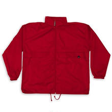 SOUR SOLUTION WINDBREAKER STRANGE   RED