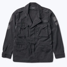 DIAMOND SUPPLY CO M65 JACKET BLACK