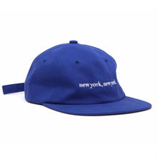 HOTEL BLUE NEWYORK NEWYORK CAP  ROYAL BLUE