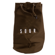 SOUR SOLUTION PAT DUFFLE BAG 2.0 O,GREEN