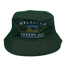 WAFFLESNCREAM TARKWA BAY HAT  GREEN