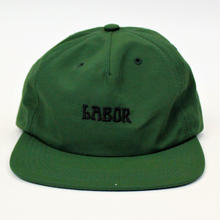 LABOR VULTURE STRAPBACK CAP DRAB,GREEN