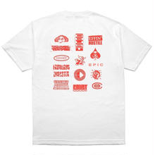 COMMON DUST STATE OF MIND TEE   WHITE