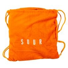 SOUR SOLUTION    BACK TOWEL   ORANGE