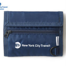MTA X INTERBREED MTA NYLON WALLET NAVY