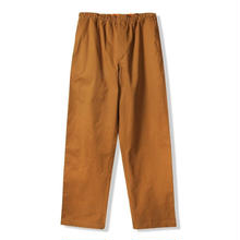 BUTTER GOODS CASUAL PANTS- WORKER BROWN