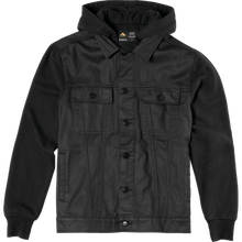 EMERICA RIDE JOHNNY JACKET   BLACK