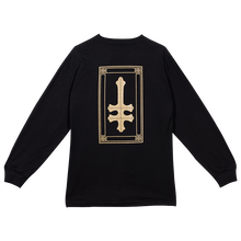 DEATH WISH EXTREMIST L/S TEE  BLACK