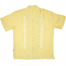 WAFFLESNCREAM UNCLE SHIRT YELLOW