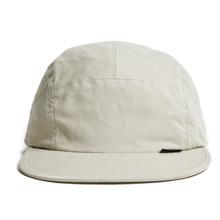 HELLRAZOR NYLON SOLID CAMP CAP KHAKI