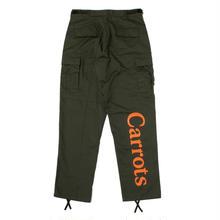 CARROTS WORDMARK CARGOPANTS O,GREEN
