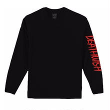 DEATH WISH EAZY  L/S TEE      BLACK