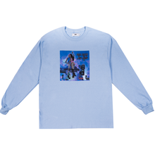 SOUR SOLUTION SEX STYLE L/S TEE  BLUE