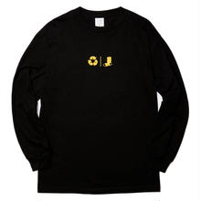 WHIMSY  FRESH DELIVERY L/S TEE BLACK
