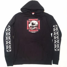 BAKER SKATEBOARDS  PULLOVER  TRIBUTE   BLACK