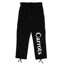 CARROTS WORDMARK CARGO PANTS  BLACK