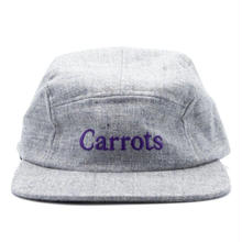 CARROTS  WORDMARK EBBETS FIELD FLANNELS 5-PANEL - GREY