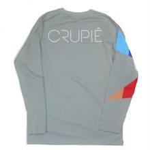 CRUPIE L/S TEE  GREY