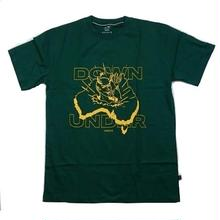 STREET X DEVIL DOWN UNDER TEE      FORREST GREEN