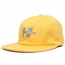 H33M REFLECTIVE LOGO CAP YELLOW