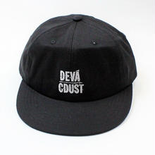 DEVA STATES STACKED CAP   BLACK